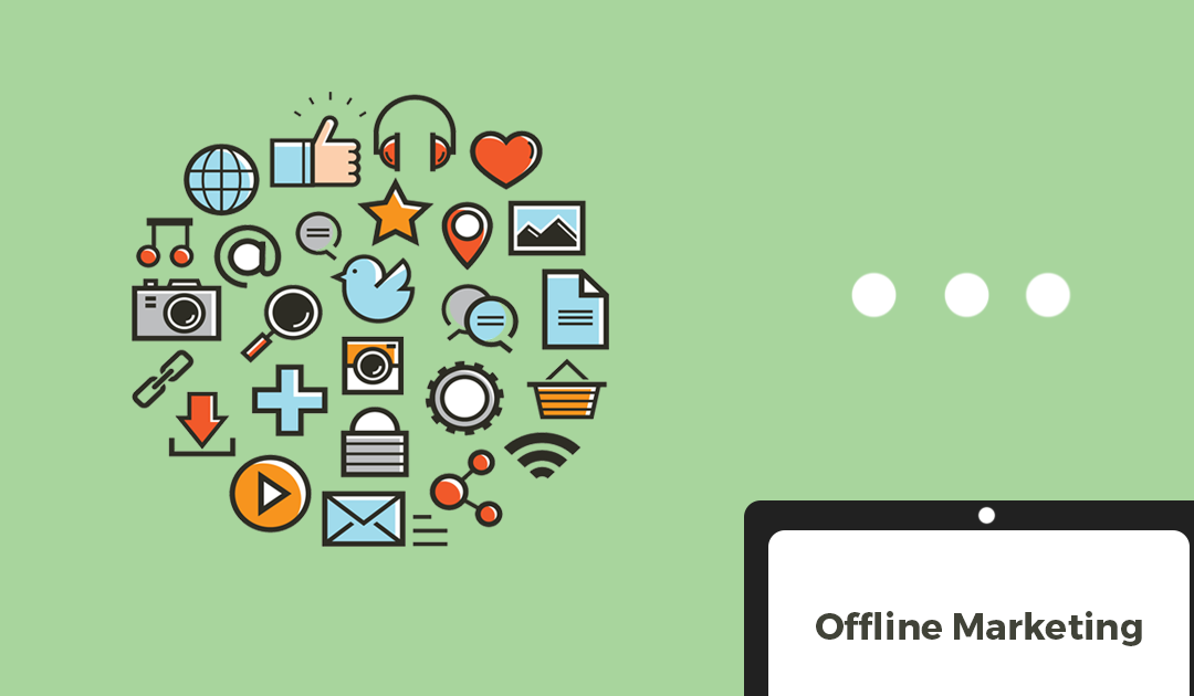 3 Approaches to Blend Social Media and Offline Marketing