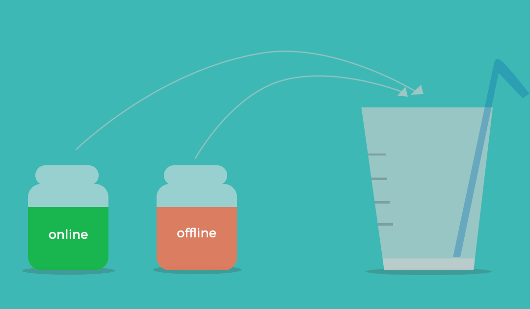 How to Mix Your Online and Offline Marketing